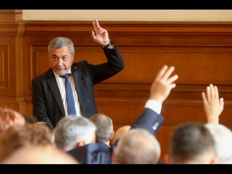 """Обединени патриоти"" се обединиха с БСП и ДПС срещу Бойко Борисов"