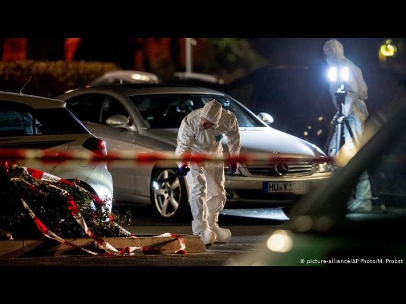 11 убити при стрелба в германския град Ханау