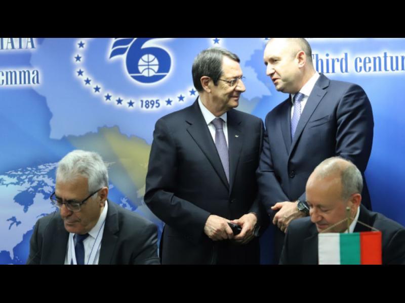 България подкрепя Кипър за изграждането на газопровода EastMed