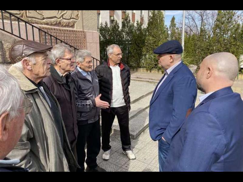 Гешев обеща пълна проверка на приватизацията на Пловдивския панаир