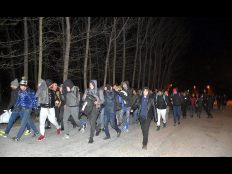 Турция вече няма да спира сирийските бежанци (ВИДЕО)