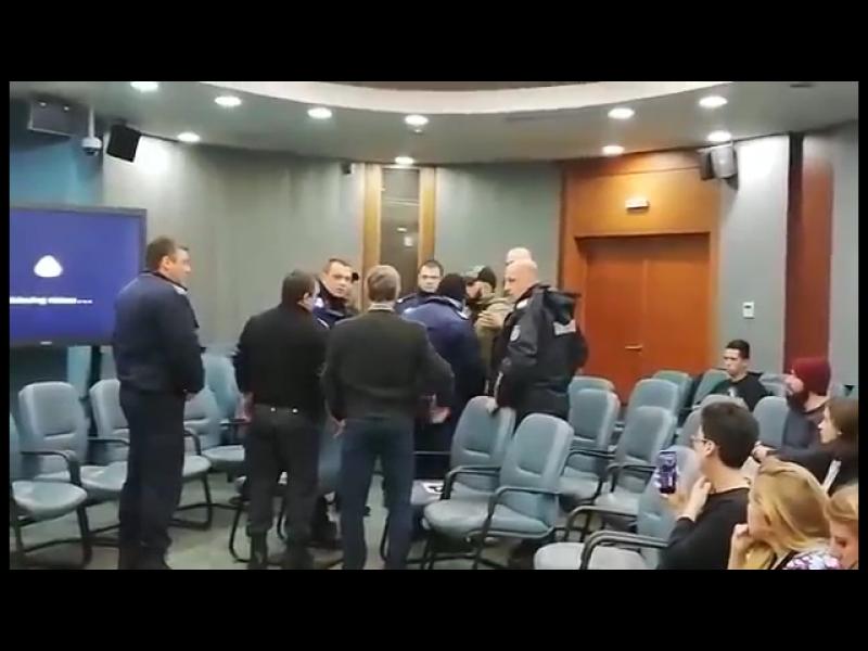 Организатори на Луковмарш нахлуха в Софийския университет
