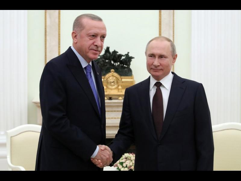 След срещата между Путин и Ердоган: временно спря огънят в Идлиб след полунощ