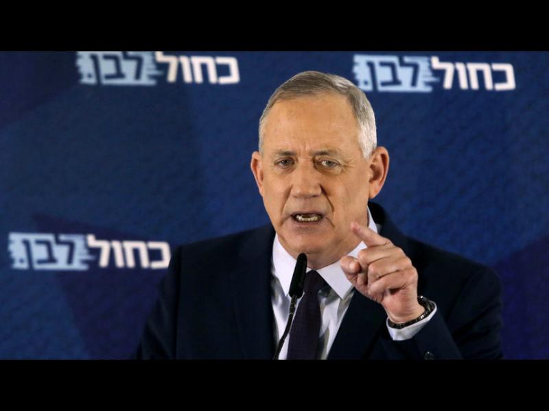 Противникът на Нетаняху получи шанс да е премиер с мандат за правителство