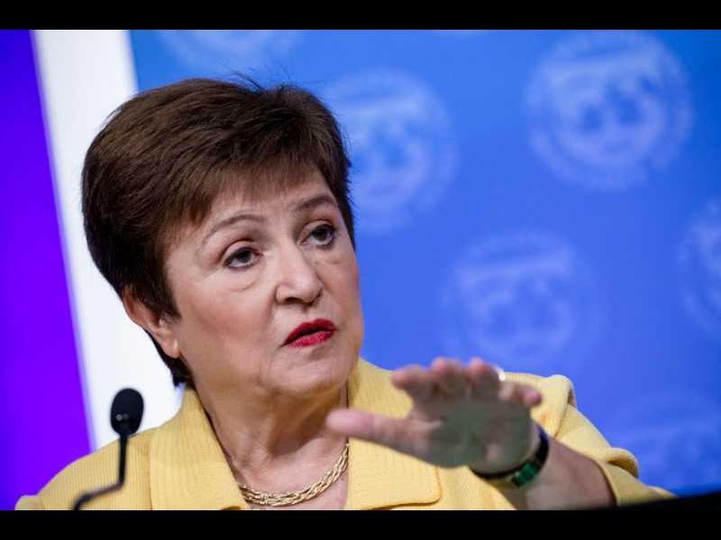Кристалина Георгиева: Световната икономика е в рецесия, може да е по-голяма от 2009 г.