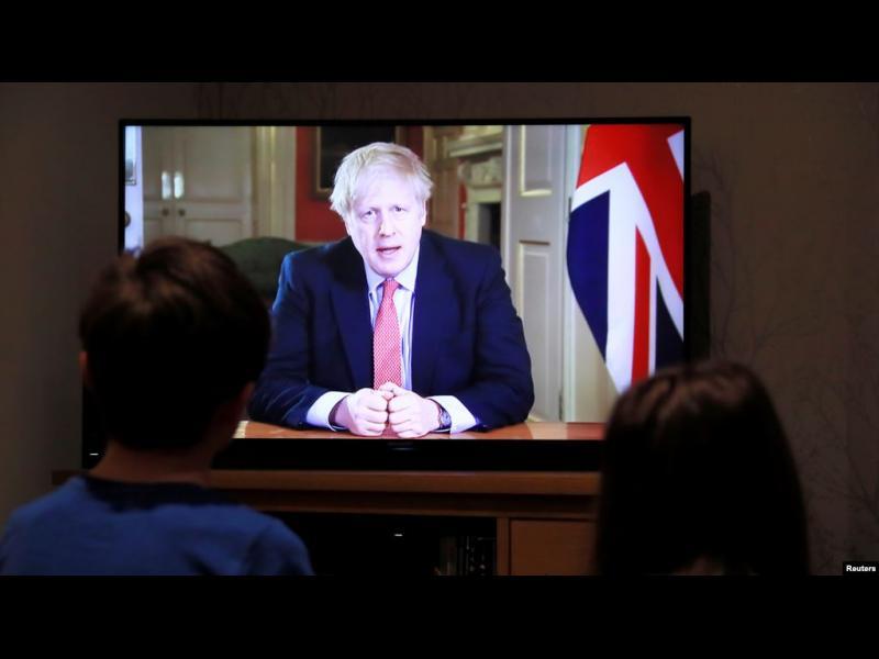 Великобритания ограничи излизането за 3 седмици - картинка 1