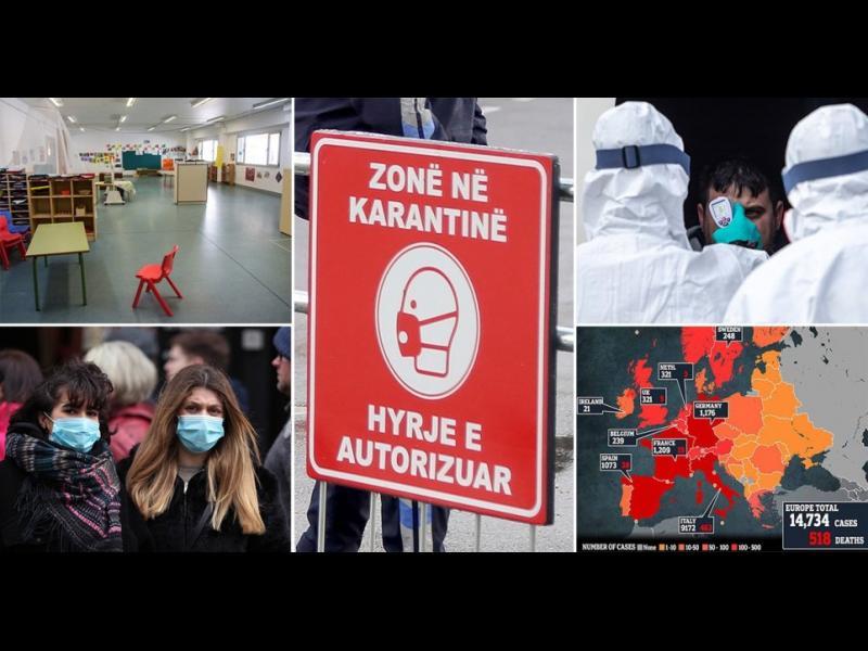 СЗО: Разпространението на Ковид-19 в Европа се забавя
