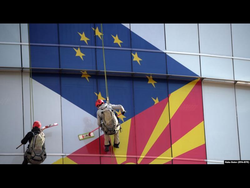 Лидерите на ЕС одобриха започване на преговорите с Албания и Северна Македония