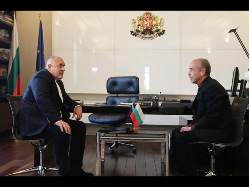 Мир между Борисов и Мангъров - говорели едно и също, но го обяснявали различно