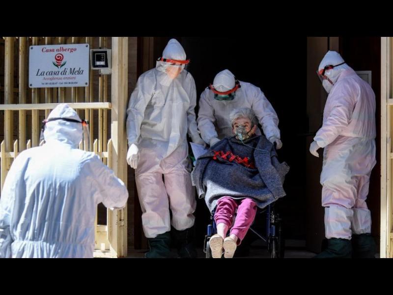 Близо половината жертви на Covid-19 в Европа са от домове за социални грижи