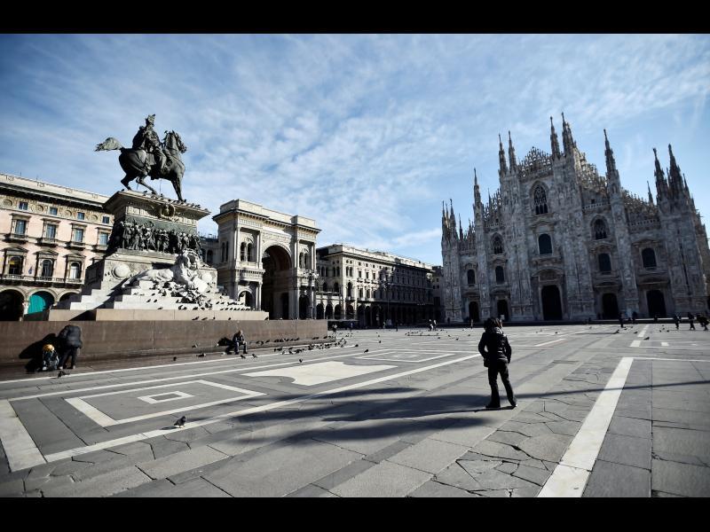 Въздухът в Европа се очисти