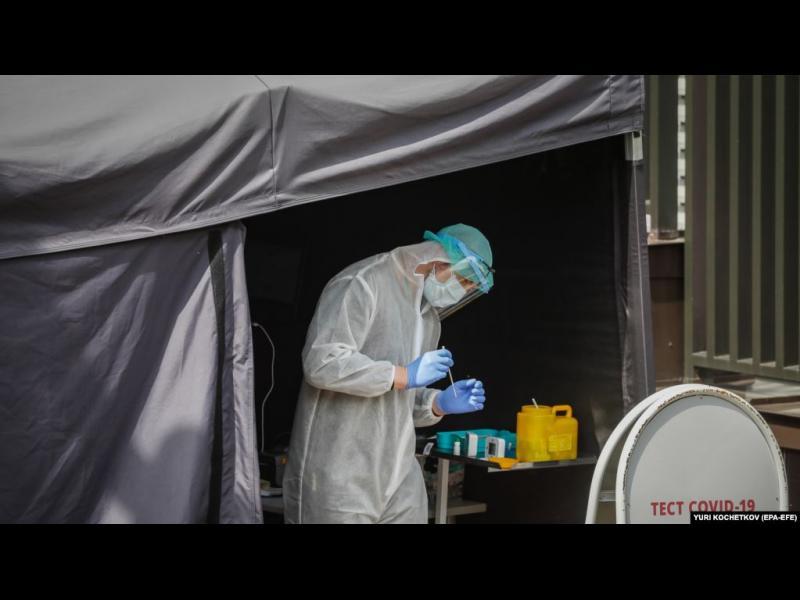 СЗО предупреди за втори пик на COVID-19 в страните, в които епидемията в момента отшумява