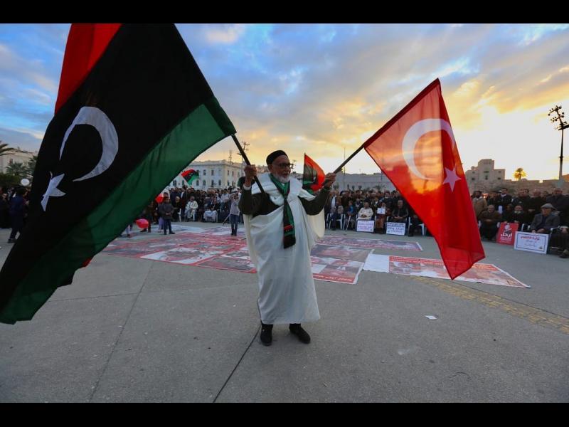 Мохамед Халаф: Турция окупира Либия, докато Европа е в ролята на наблюдател