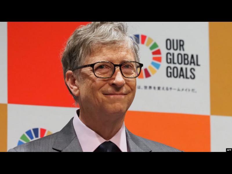 """Как Бил Гейтс замени Джордж Сорос като """"враг №1 на тутраканската селищна система"""""""