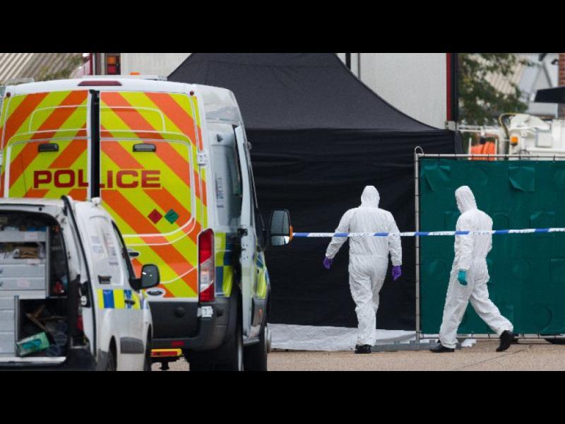 Масови арести в Белгия и Франция по случая с камиона-ковчег в Есекс