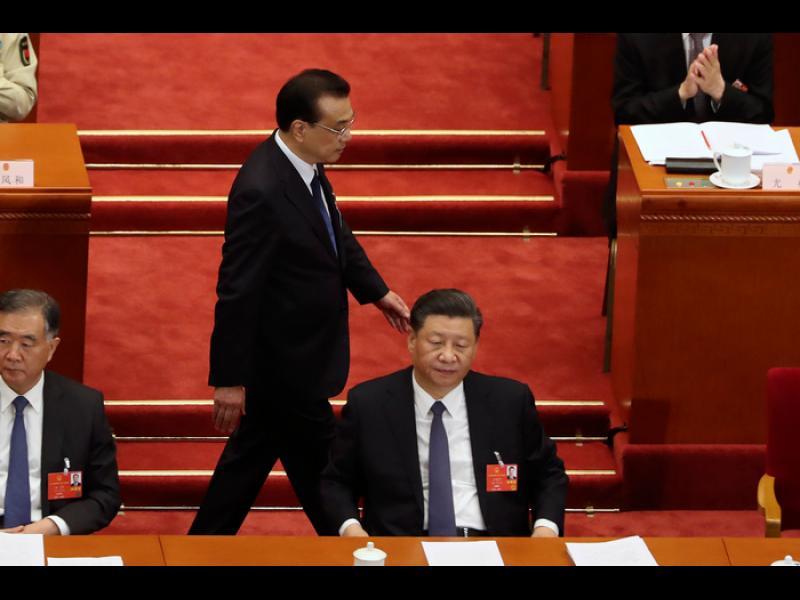 Китай се отказа да си поставя цел за икономически растеж тази година