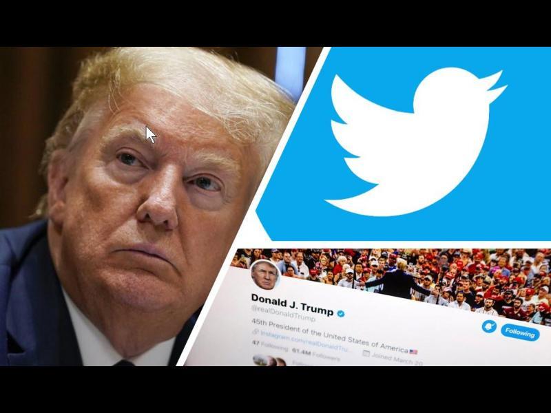 """С указ Тръмп поиска да се """"премахне или промени"""" защитата на социалните мрежи"""