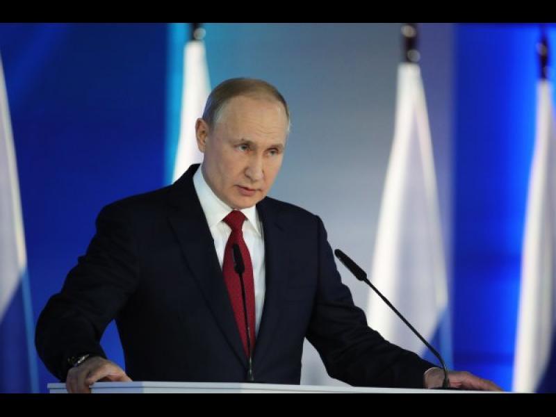 Русия ще гласува на 1 юли конституционните реформи
