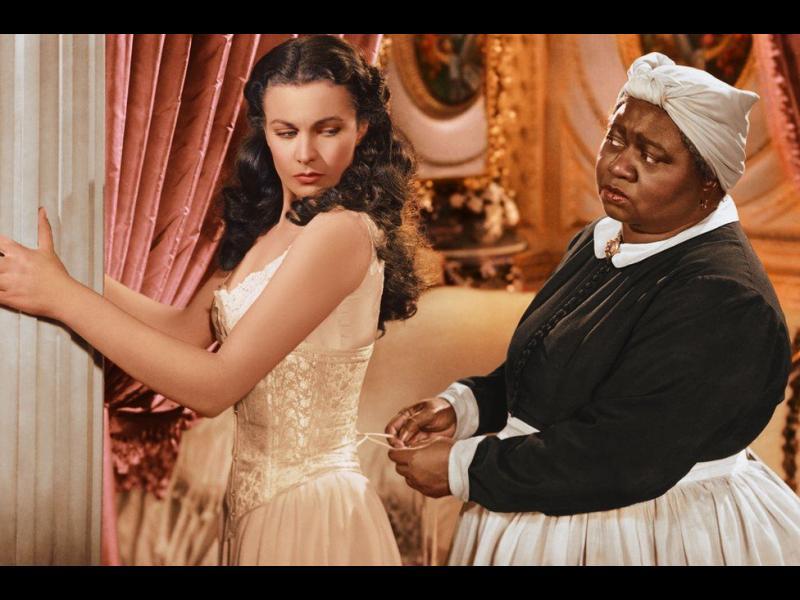 """HBO върна """"Отнесени от вихъра"""" с надпис, че филмът отрича ужасите на робството"""