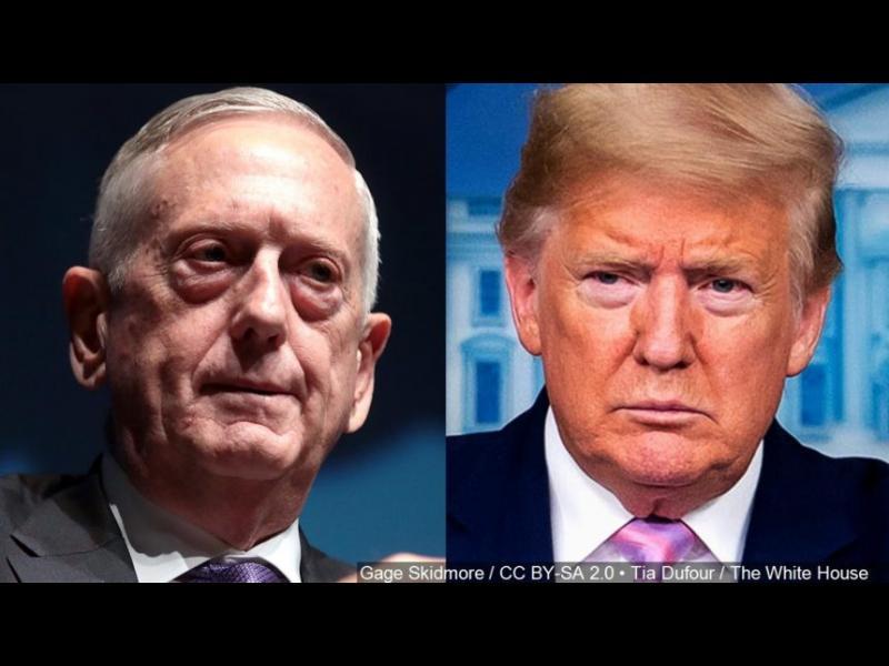 Бивш шеф на Пентагона критикува остро Тръмп, че праща войски срещу народа - картинка 1