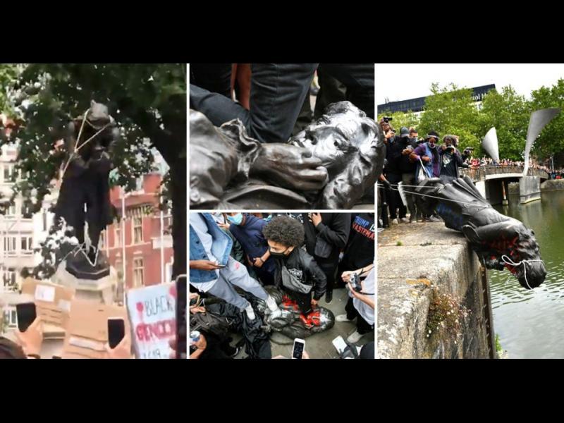 Западни медии: Ако паметниците образоват - да вдигнем и на Хитлер