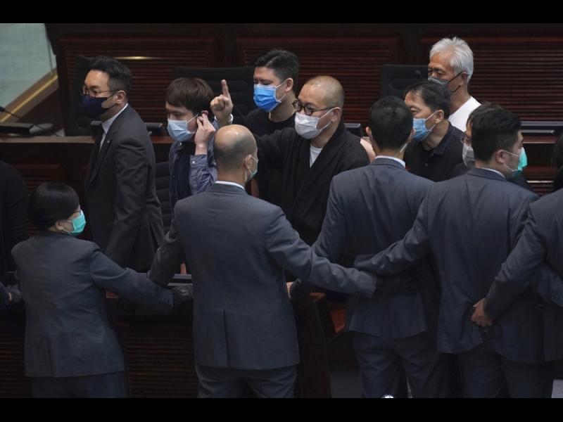 Китайският парламент одобри спорния закон за националната сигурност - картинка 1