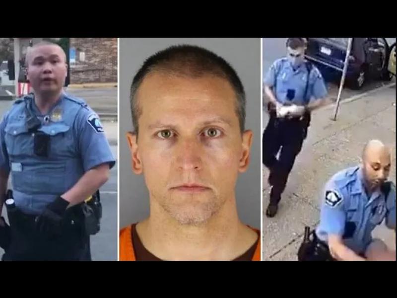 Четирима полицаи вече са обвиняеми за смъртта на Джордж Флойд