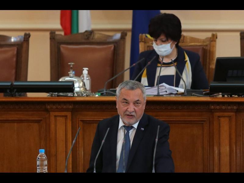 Валери Симеонов: Онлайн лиценз за държавното тото? Няма да стане