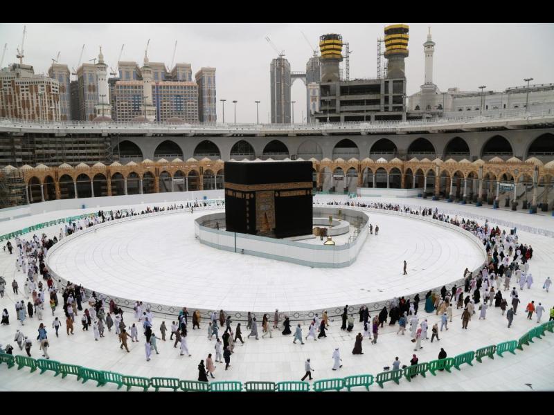 Забрана за поклонници от чужбина на тазгодишния хадж в Мека