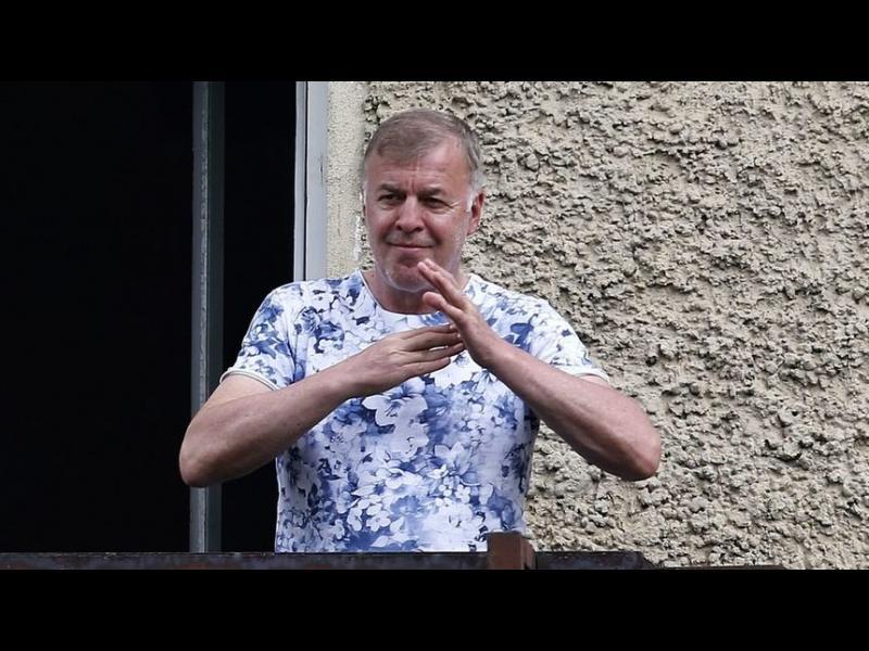 "Акциите на ""Левски"" са доставени на ""Герена"" на името на Наско Сираков"