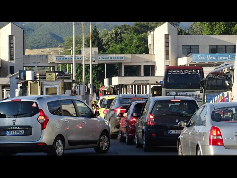 """Гърция: От 1 юли ще се влиза само през граничния пункт """"Кулата-Промахон"""""""