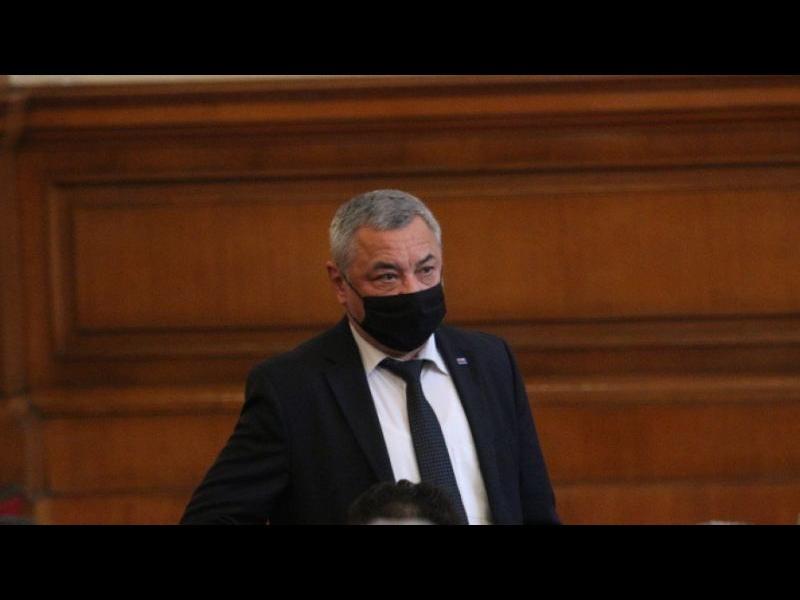 Парламентът отхвърли забраната за казина, предложена от Валери Симеонов