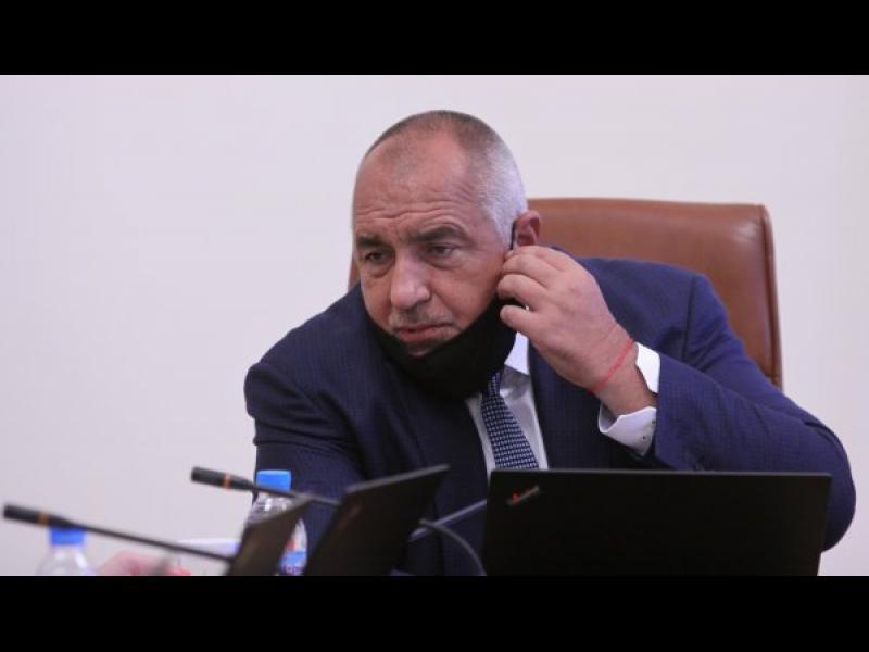 В дълга реч Борисов обясни защо не подава оставка