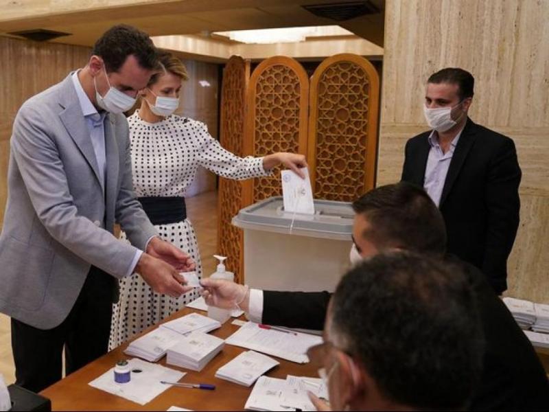 Асад спечели изборите в Сирия, Турция не ги признава