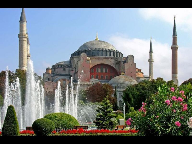 """САЩ призоваха Турция да не превръща """"Света София"""" в джамия"""