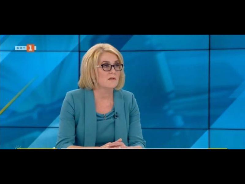 Зам.-главният прокурор Даниела Машева: Няма основание за оставка на Иван Гешев