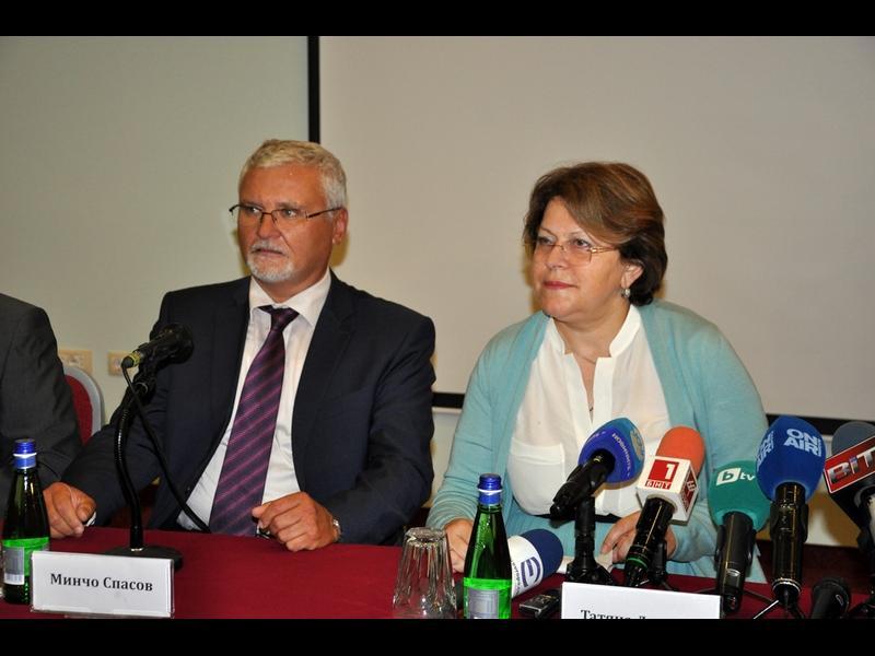 СДВР за Минчо Спасов: Обвинение за хулиганство, 1500 лв. гаранция