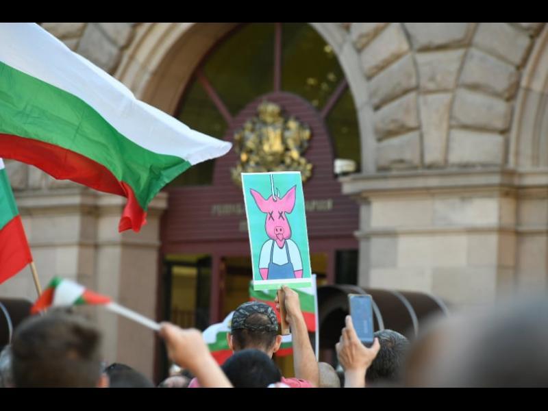 Искания: Електронно гласуване, свикване на ВНС, оставка на Гешев и Борисов