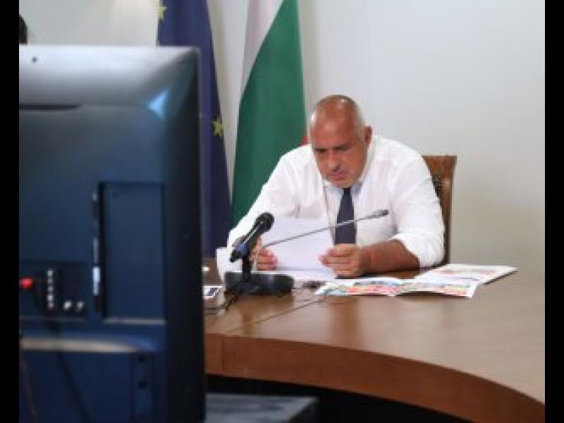 ГЕРБ с три варианта за изход: Всичките без Борисов