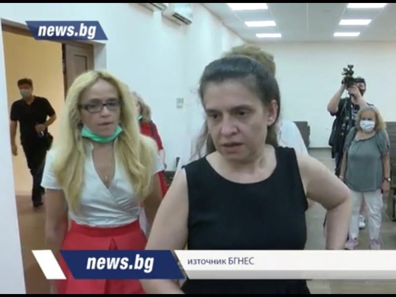 И втора инстанция призна Иванчева и Петрова за виновни, но намали присъдите им