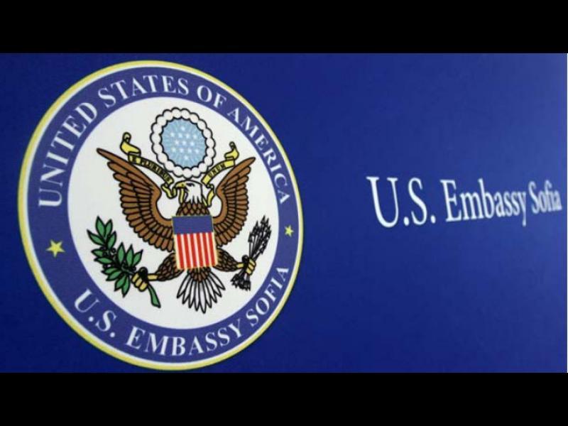 Посолството на САЩ: Никой не е над закона