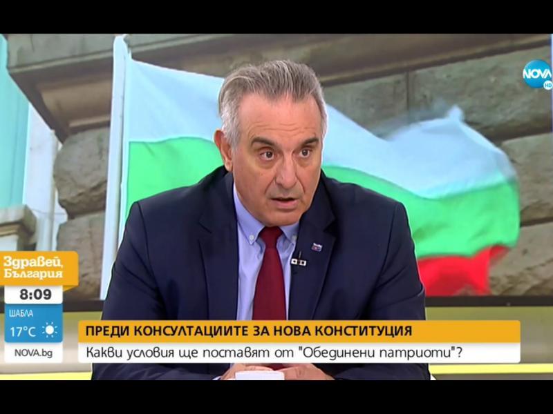 Валентин Касабов за протестите: Време е овчарят да вкара стадото в кошарата