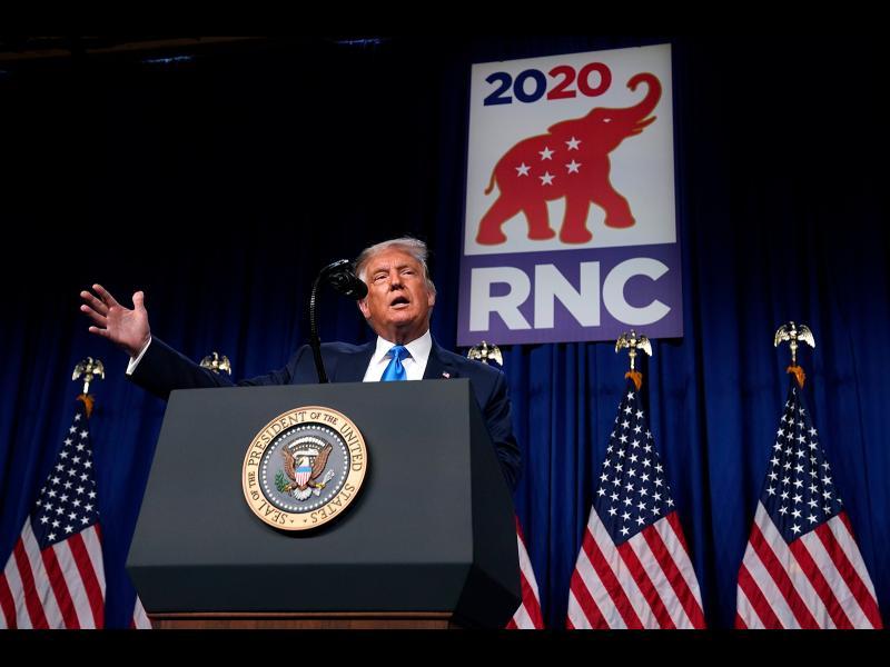 Официално: Тръмп е номиниран за кандидат-президент от Републиканската партия