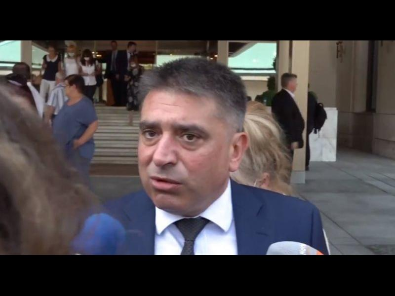 Правосъдният министър Данаил Кирилов подаде оставка