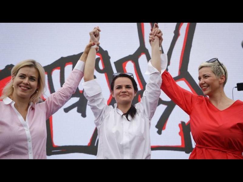 В Беларус страхът започна да отстъпва