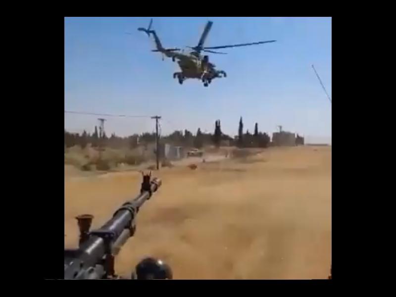 Американски и руски военни патрули се сблъскаха в Сирия