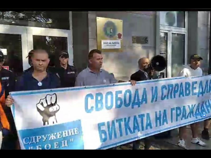 Ден 43: блокада изненада на КПКОНПИ (ВИДЕО)