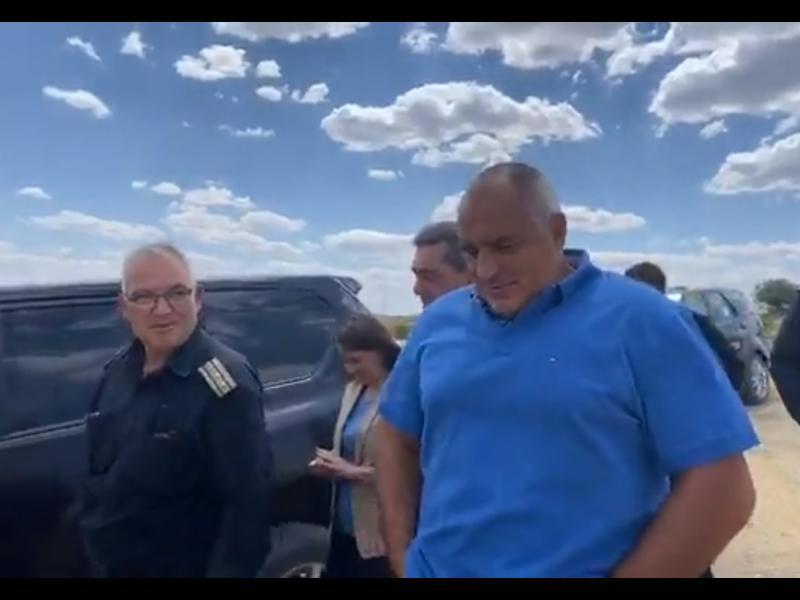 Бойко Борисов: Всеки иска оставката на някого. Аз искам на Румен Радев