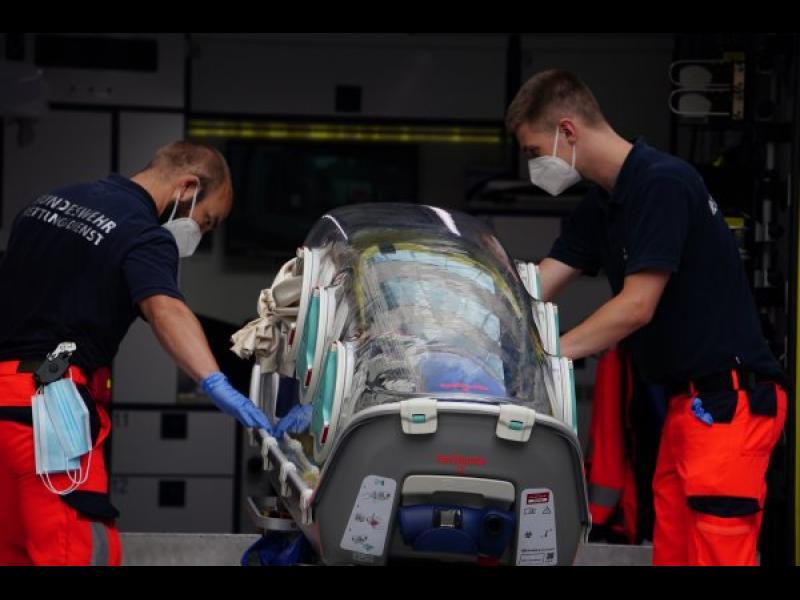 Берлинската болница: Навални е отровен - картинка 1