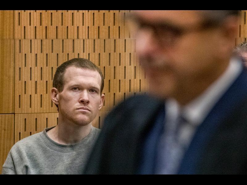 Нападателят от Крайстчърч, който уби 51 души, беше осъден на доживотен затвор без замяна